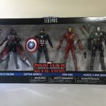Civil War Marvel Legends 4 Pack 001
