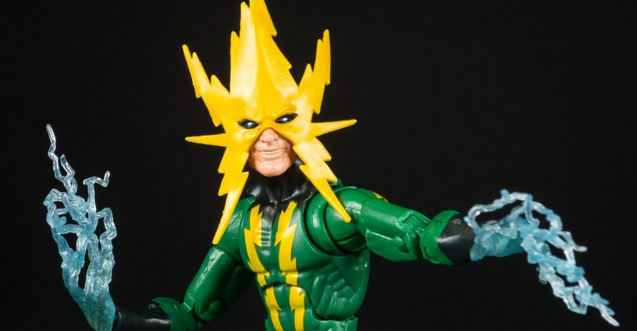 Electro Marvel Legends 13