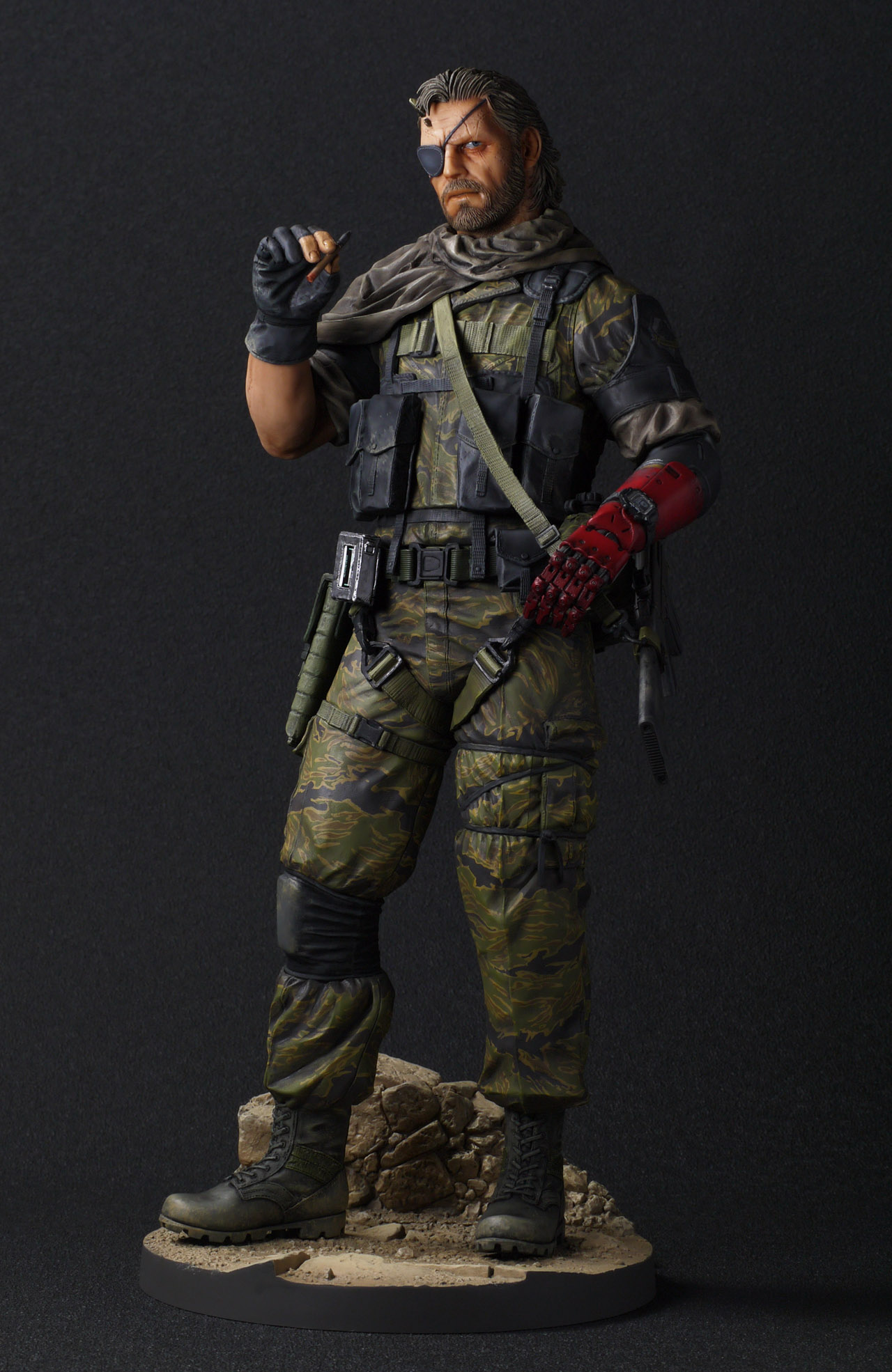 Mgsv Venom Snake Statue Toy Discussion At Toyark Com