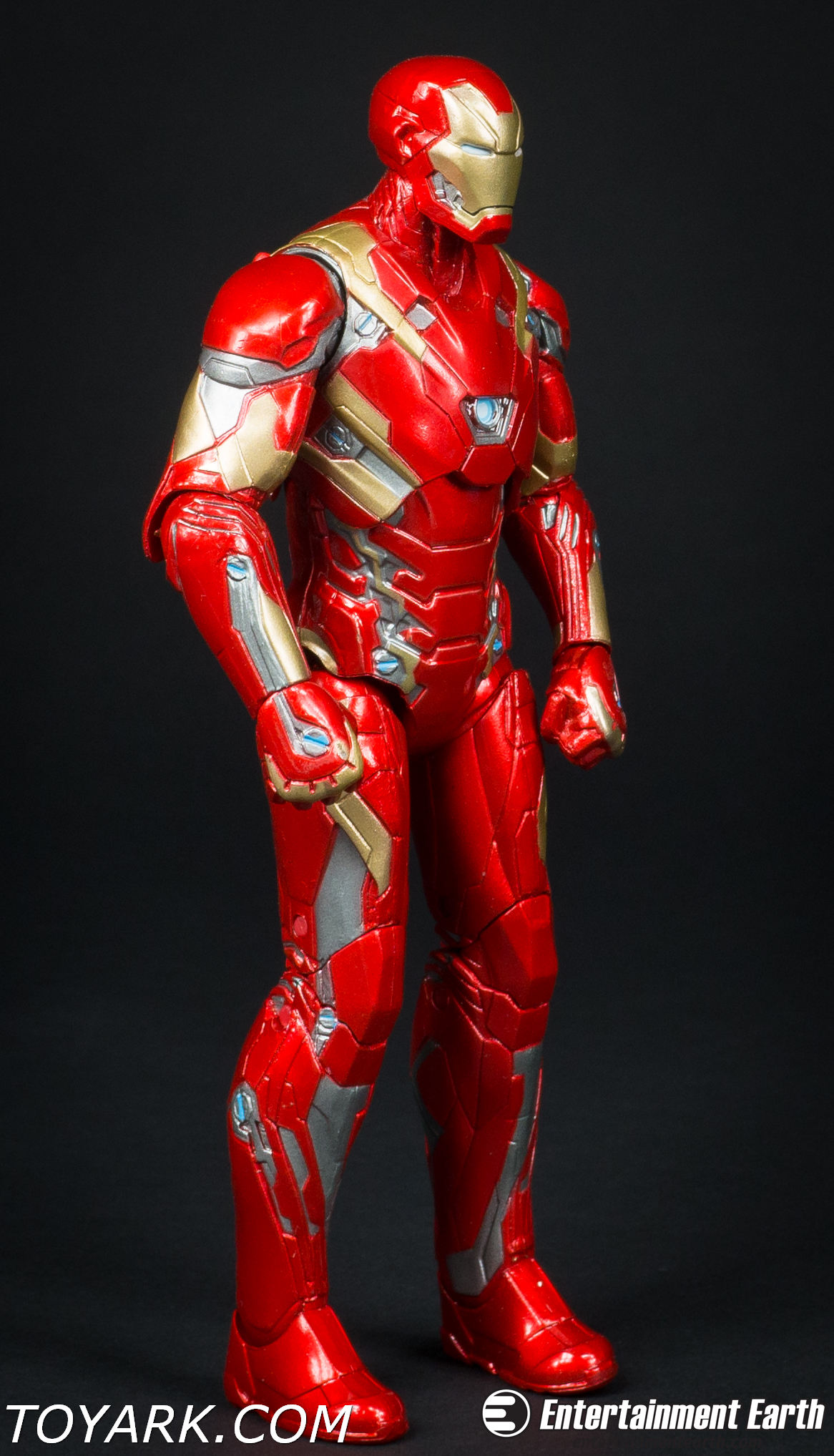 Iron Man Mark 46 Marvel Select Photo Shoot - The Toyark - News