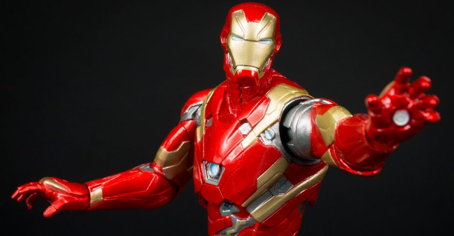 Iron Man Mark 46 Marvel Select 18