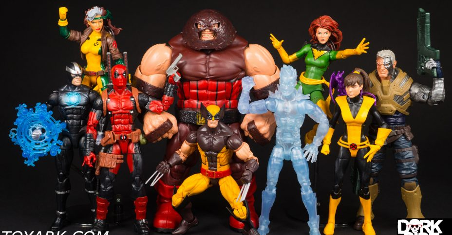 Juggernaut BAF Marvel Legends X Men Wave 18