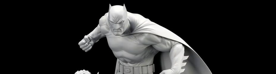 Koto Batman and Robin ARTFX Teaser