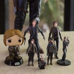 Rogue One Jyn Erso Figures