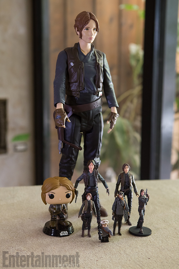 Rogue One A Star Wars Story Toy Reveals From Ew The