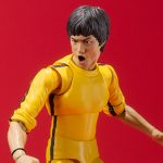 SH Figuarts Bruce Lee Yellow Track Suit 001