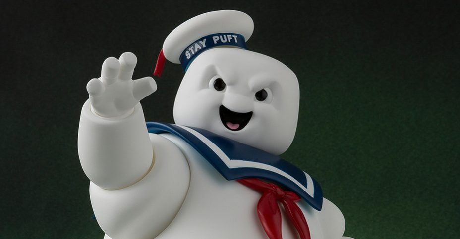 SH Figuarts Ghostbusters Stay Puft 005