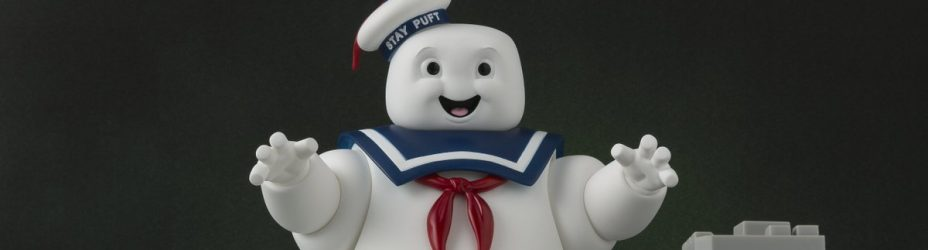 SH Figuarts Ghostbusters Stay Puft Marshmallow Man 1
