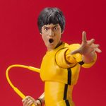 SH Figuarts Yellow Tracksuit Bruce Lee 005