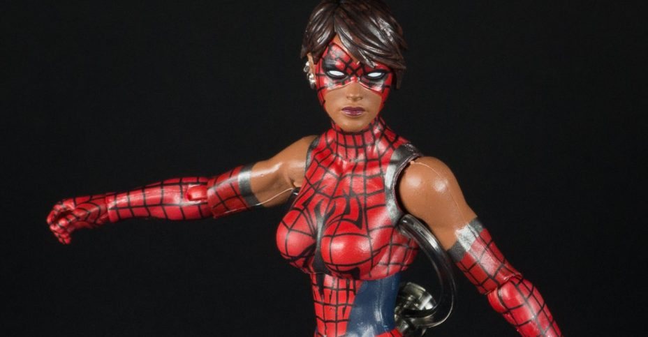Spider Girl Ashley Barton Marvel Legends 12