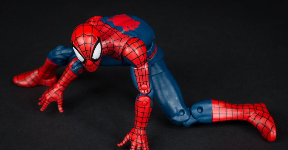 Spider Man Peter Parker Marvel Legends 14