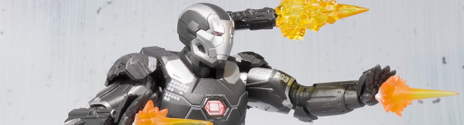 War Machine Mark 3 SH Figuarts 004