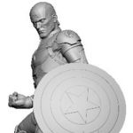 Comicave Life Size Captain America Statue Teaser