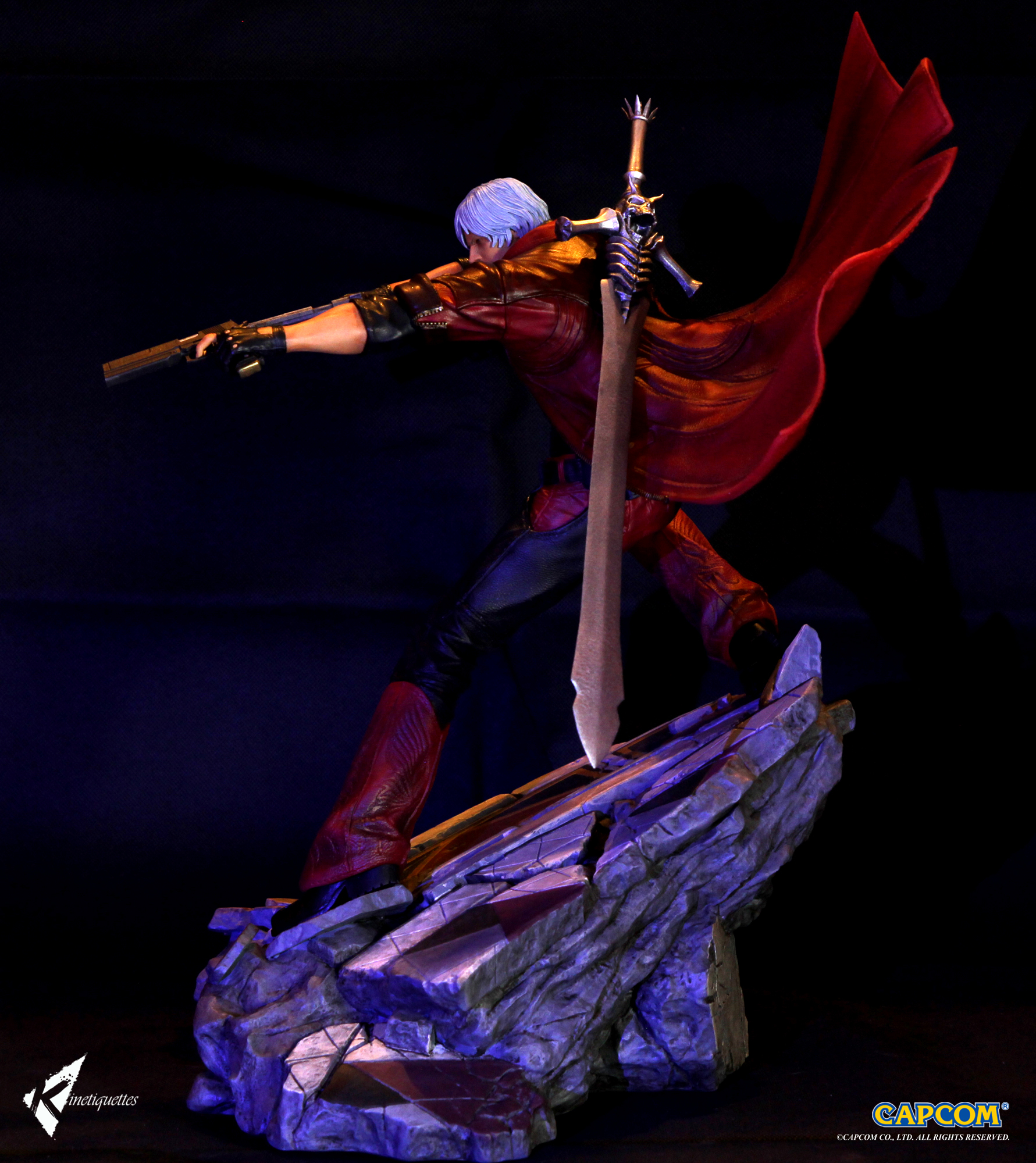 Photos And Pre-Orders Up For Devil May Cry