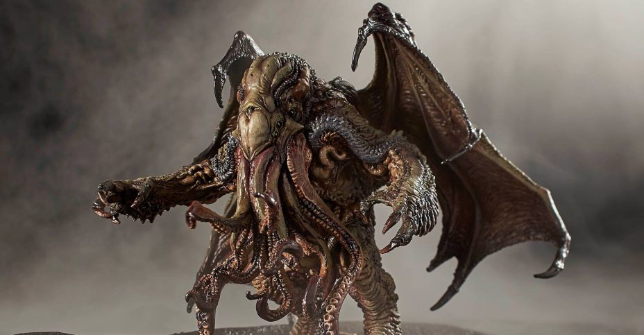 Gecco Cthulhu Statue 020