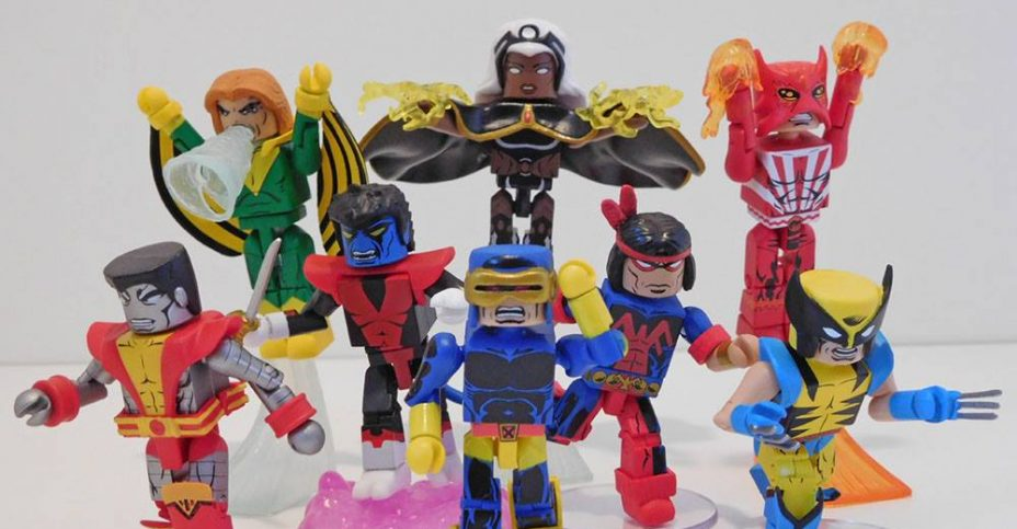 Giant Size X Men Minimates 001