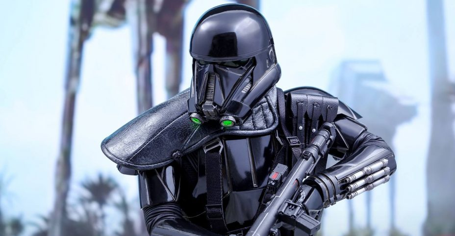 Hot Toys Rogue One Death Trooper 017