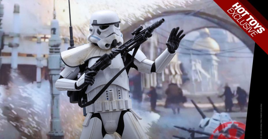 Hot Toys Rogue One Jedha Stormtrooper 005