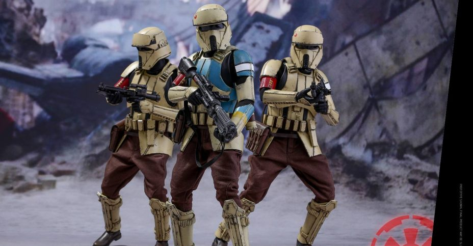 Hot Toys Rogue One Shoretrooper 002