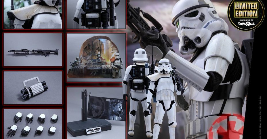 Hot Toys TRU Exclusive Rogue One Stormtrooper 002