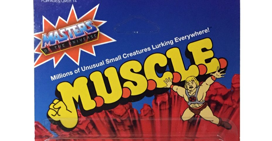 MOTU MUSCLE Wave 2 Pack A