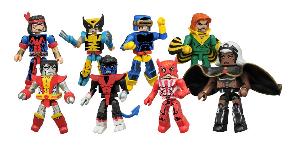 Marvel Minimates Giant Size X Men 1
