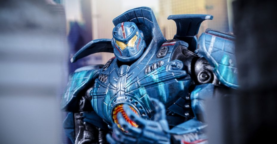 NECA Battle at the Dock Gipsy Danger 035