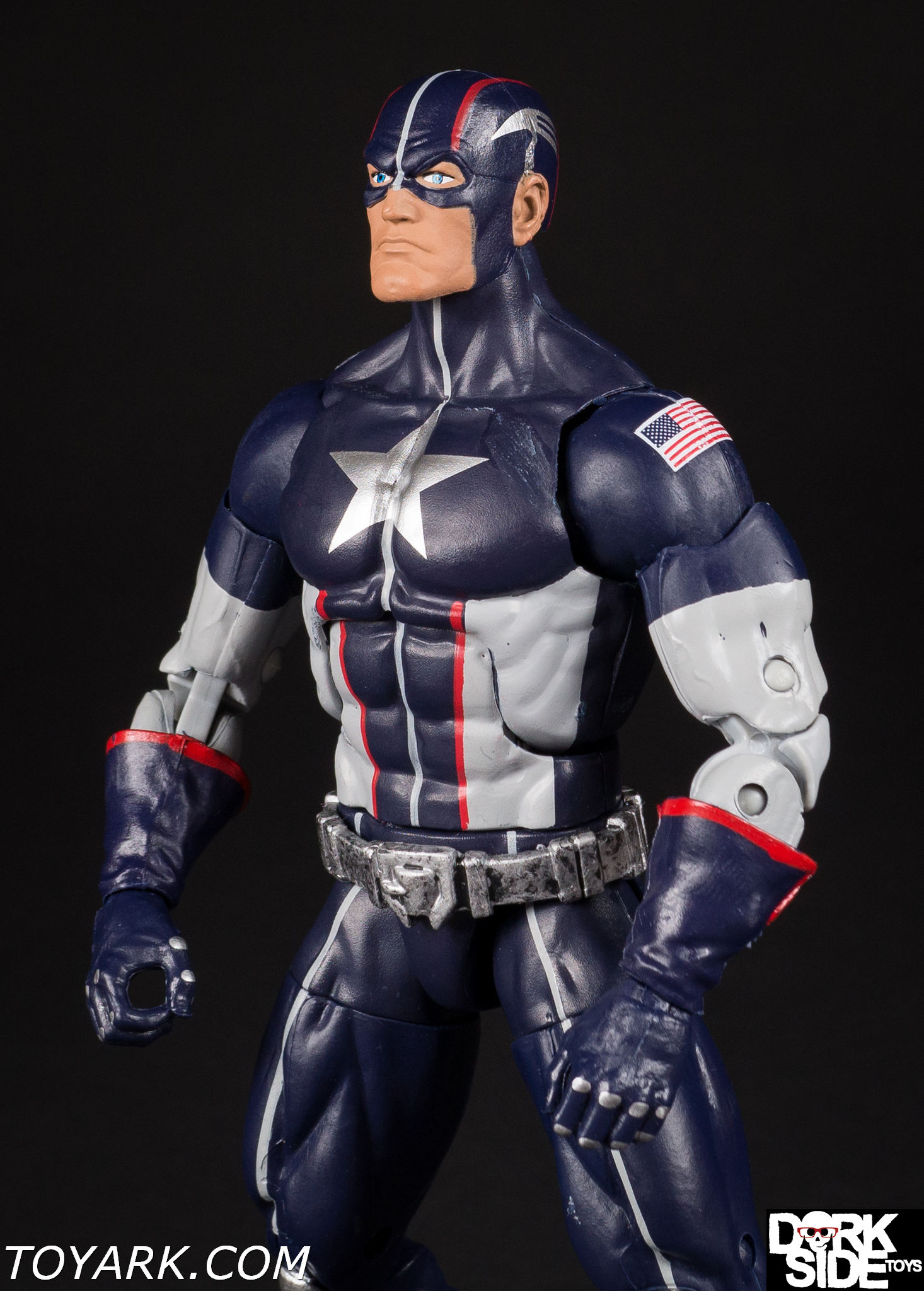 marvel legends secret wars captain america photo shoot the toyark news. Black Bedroom Furniture Sets. Home Design Ideas