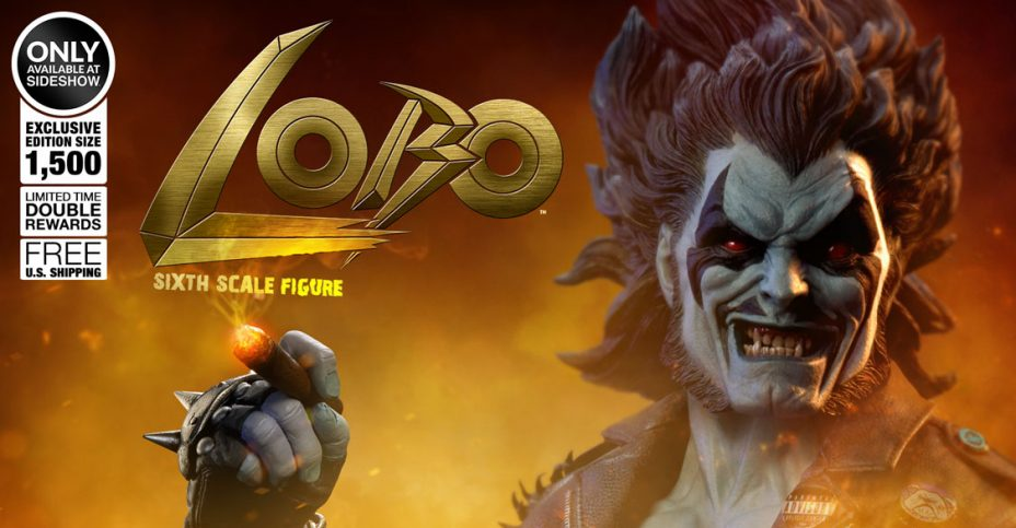 Sideshow Lobo Preview 2