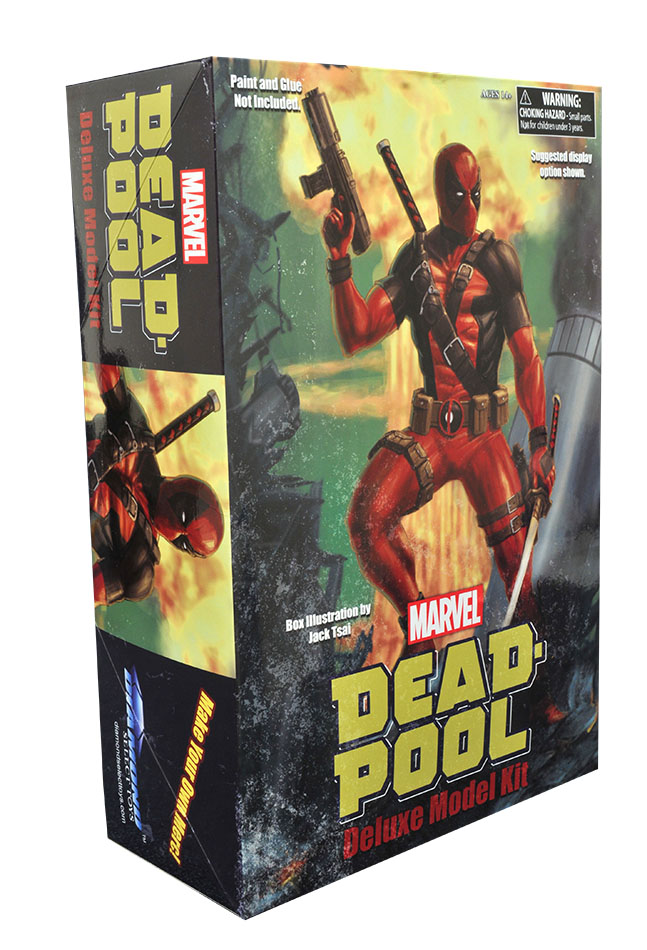 New In Stores From Dst Deadpool And Lost In Space