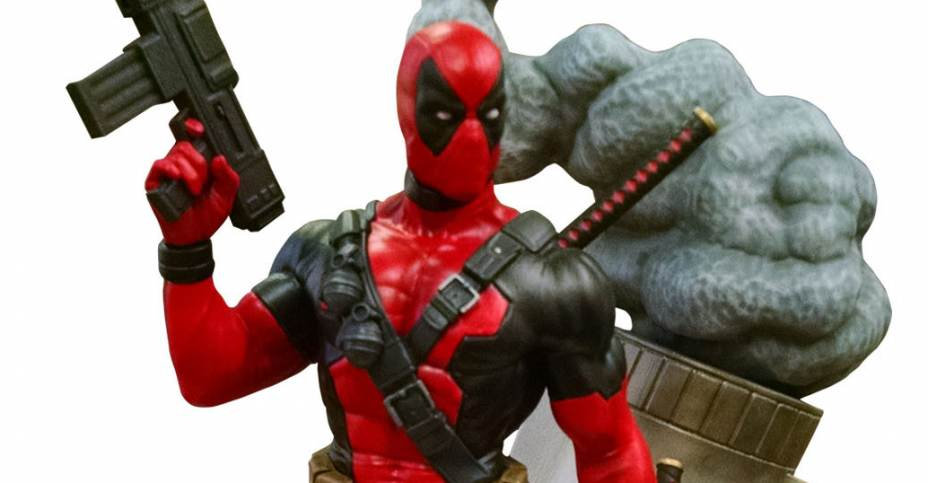 Deadpool Model Kit 2