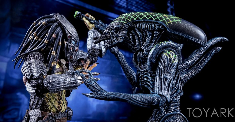 NECA AvP Rivalry Reborn Set 056