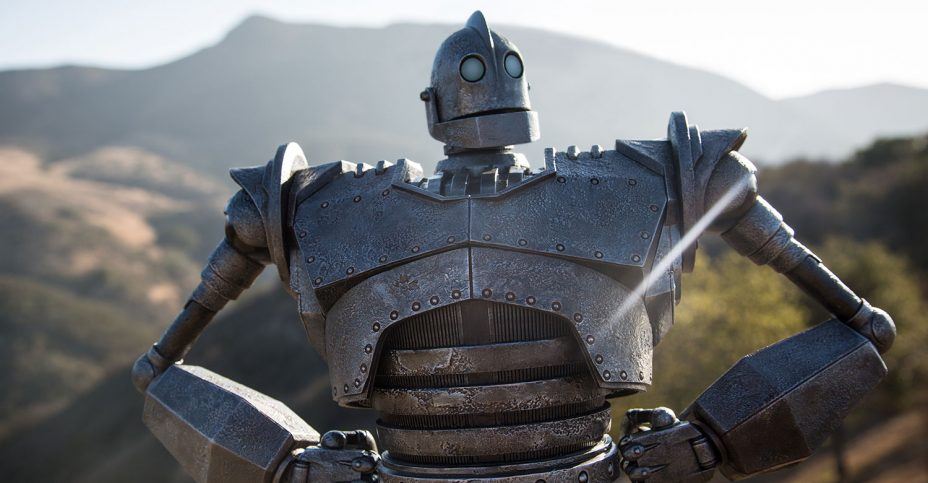 Sideshow Iron Giant Maquette 001