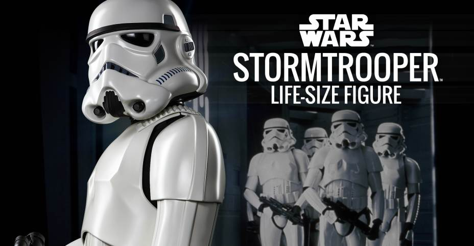 Sideshow Stormtrooper Life Size
