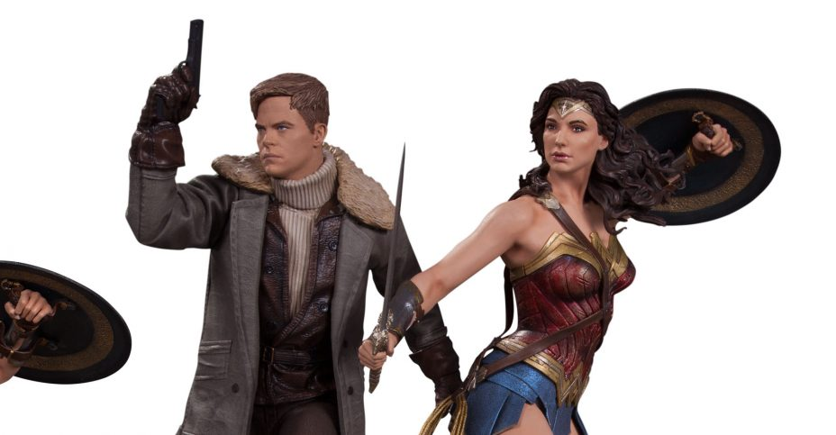 Wonder Woman Film WW Trevor statue 4 r1