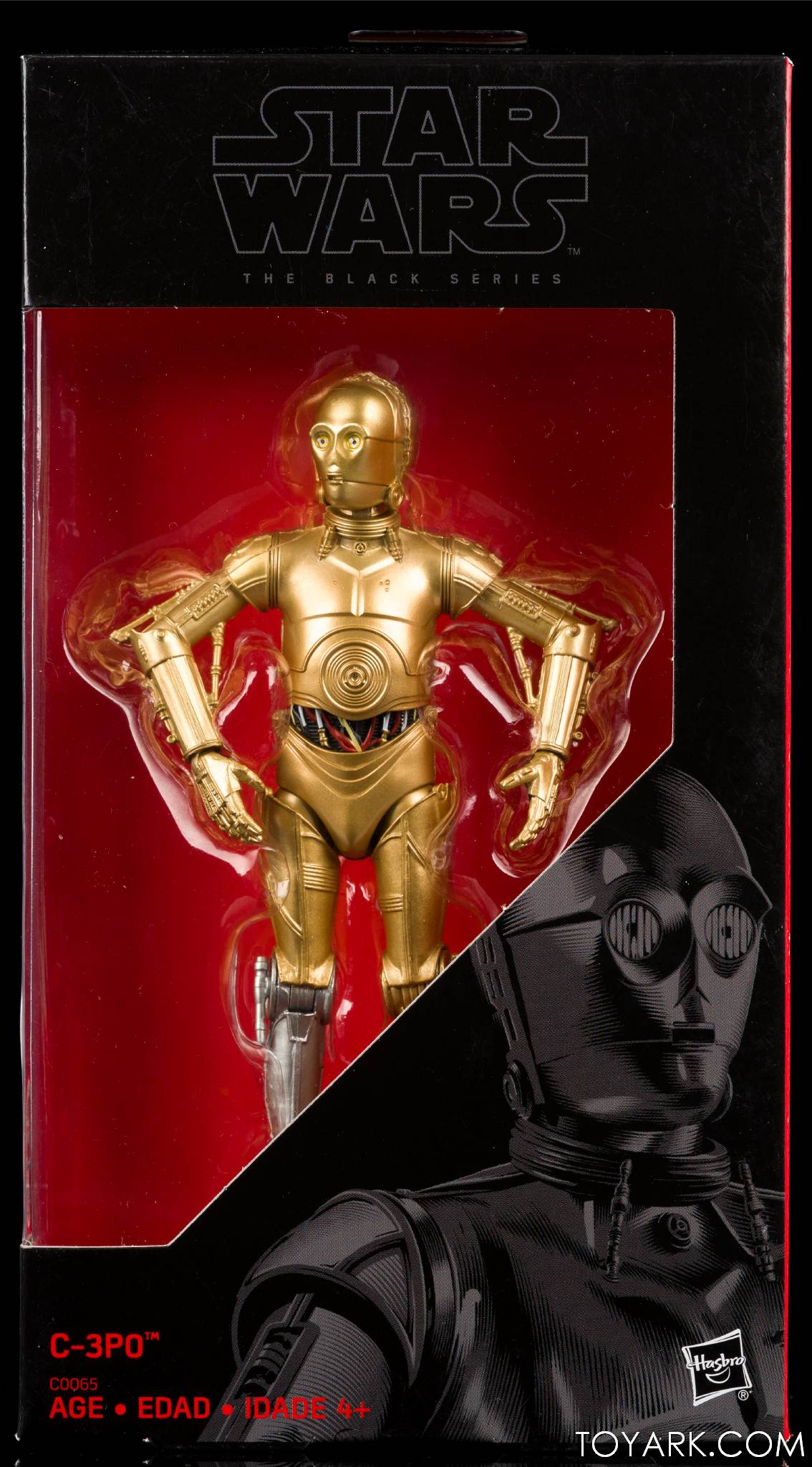 A New Hope C-3PO - Sta...C 3po Red Arm