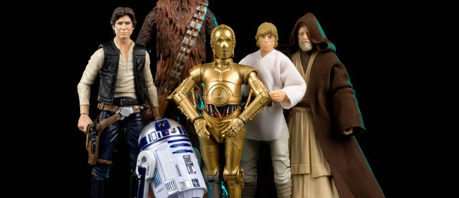 A New Hope C-3PO - Star Wars Black Series Gallery