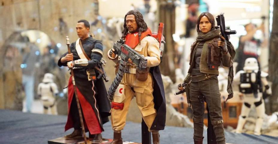 Hot Toys Rogue One Display 012
