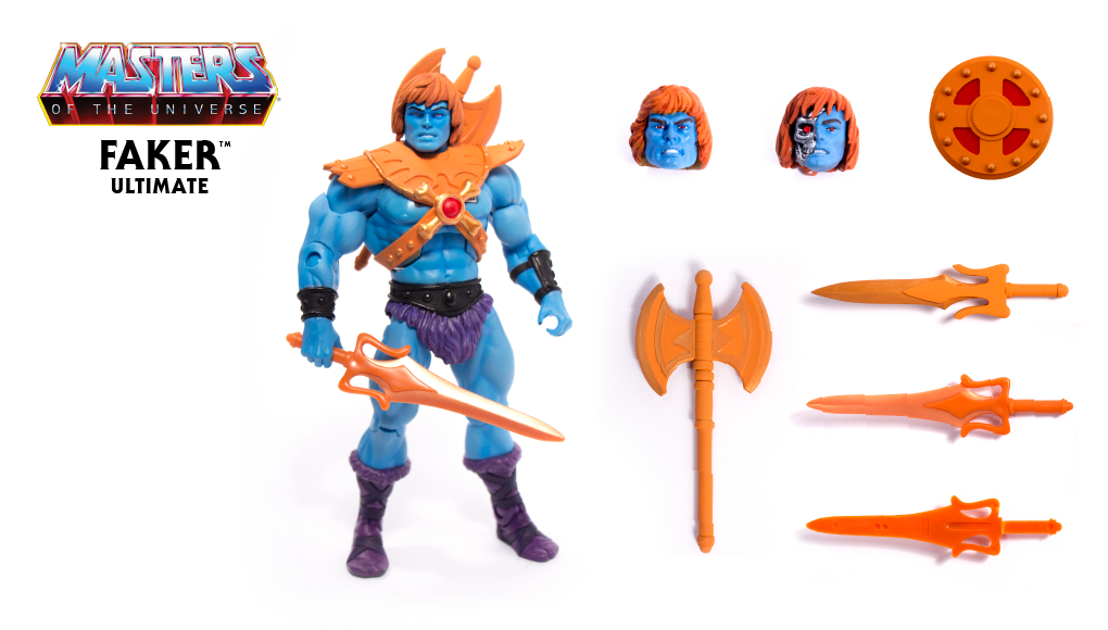 Masters Of The Universe Ultimate Figures By Super 7 The