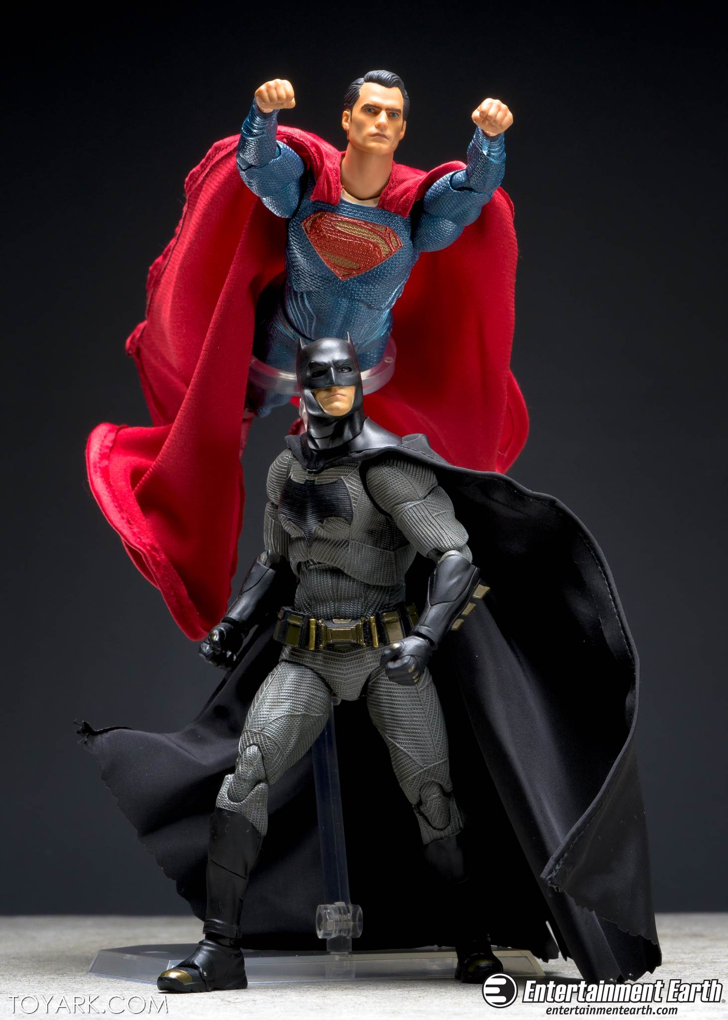 Mafex x Batman V Superman 01