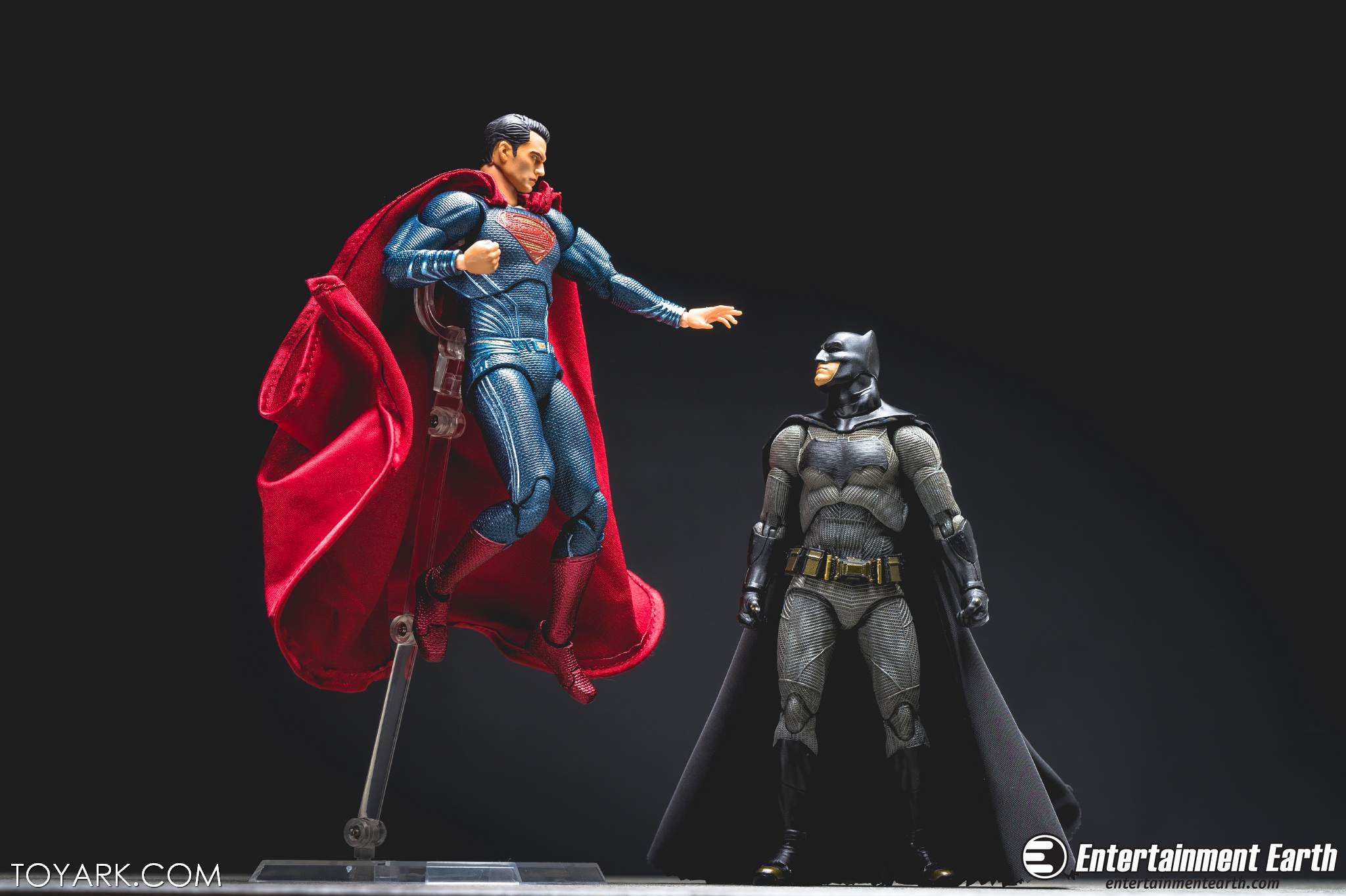 Mafex x Batman V Superman 05