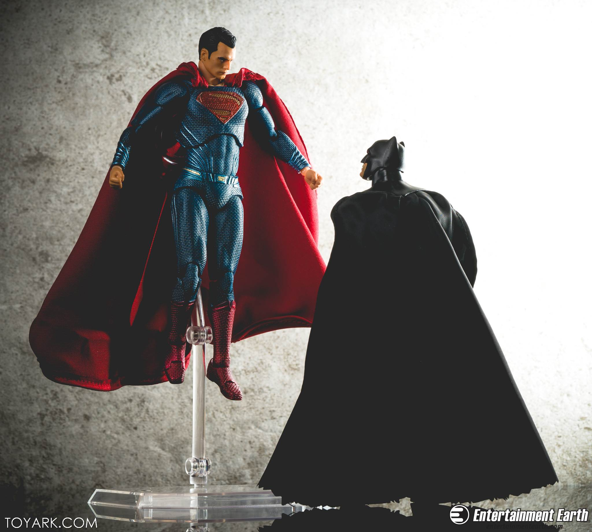 Mafex x Batman V Superman 06