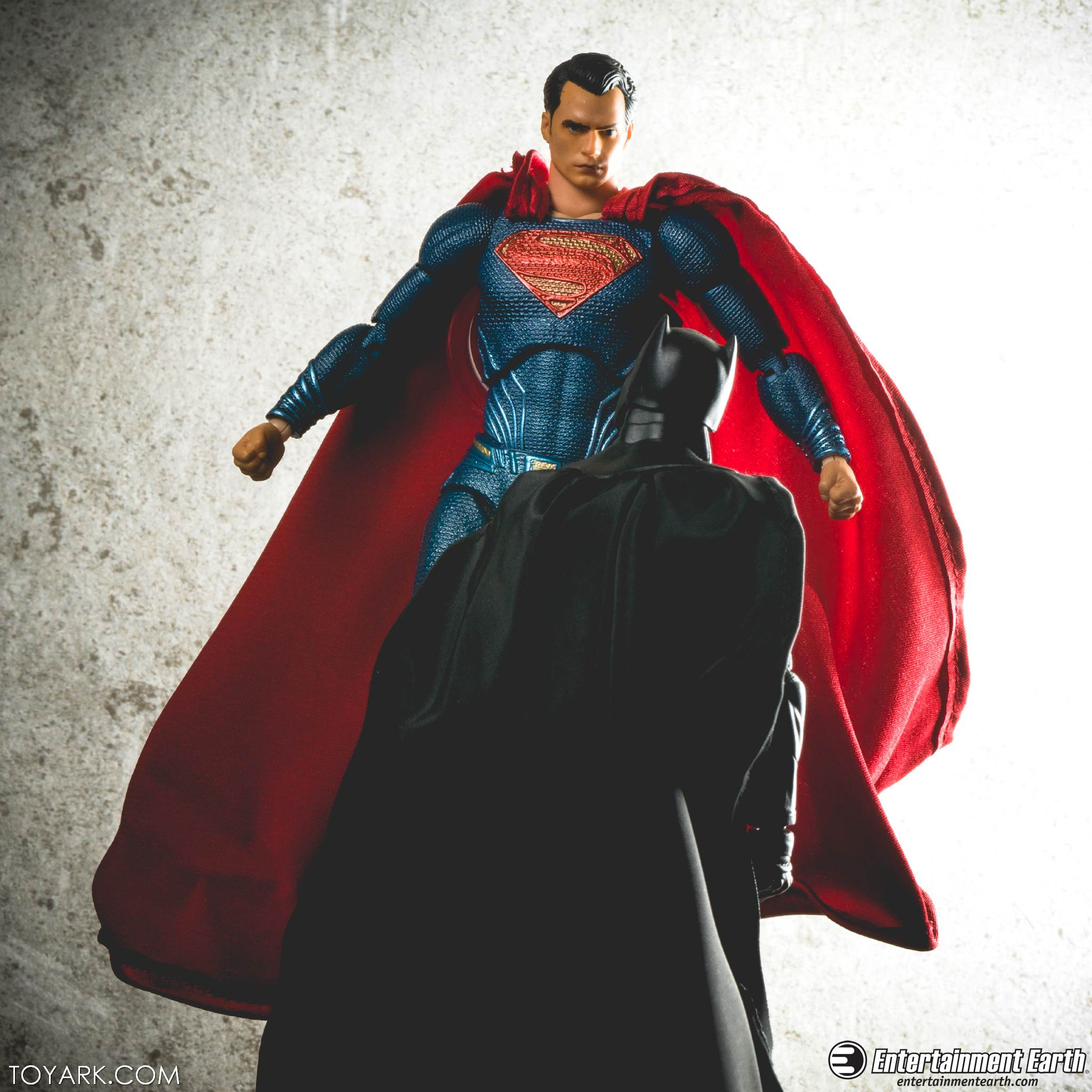 Mafex x Batman V Superman 07
