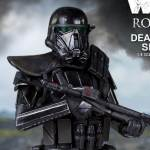Rogue One Death Trooper Statue 001