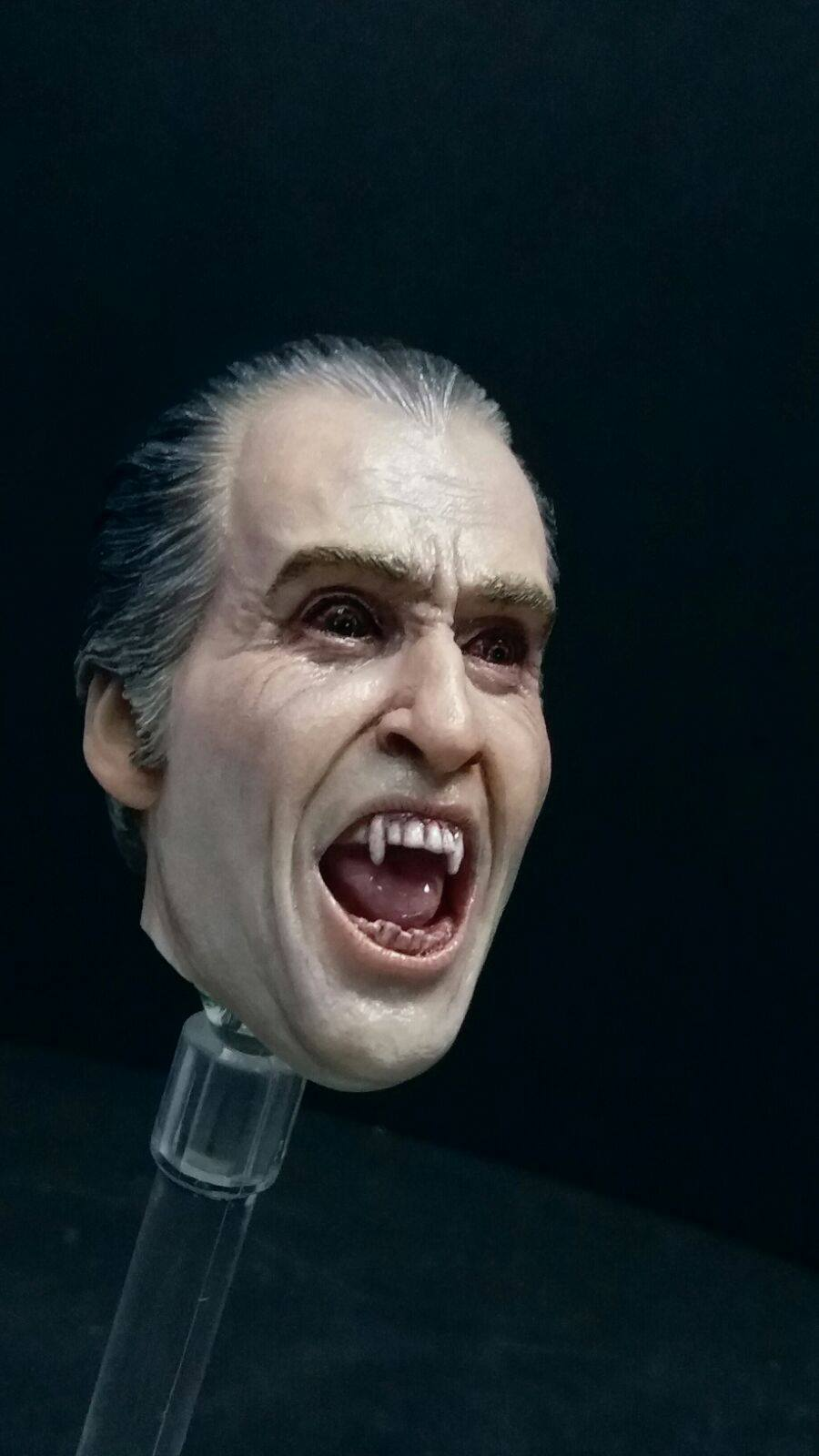 Star Ace Toys Previews Updated Christopher Lee Dracula