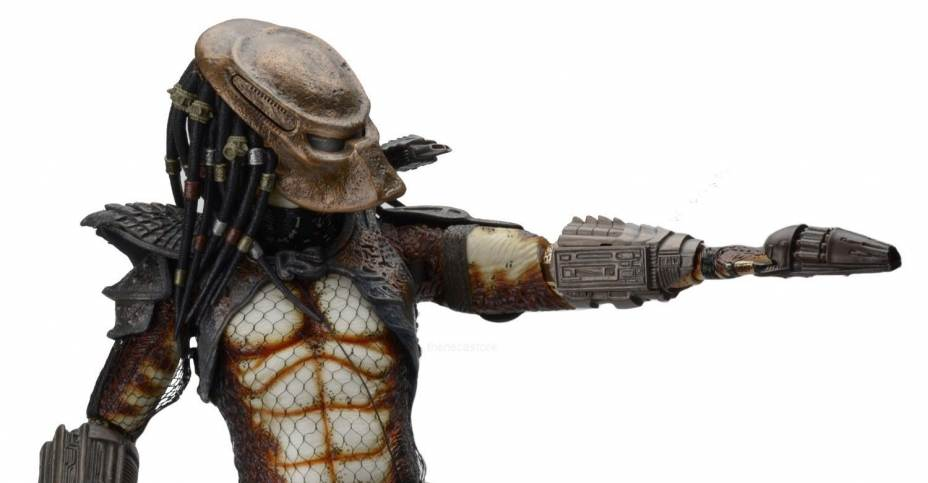 City Hunter Predator 18 Inch Figure 005