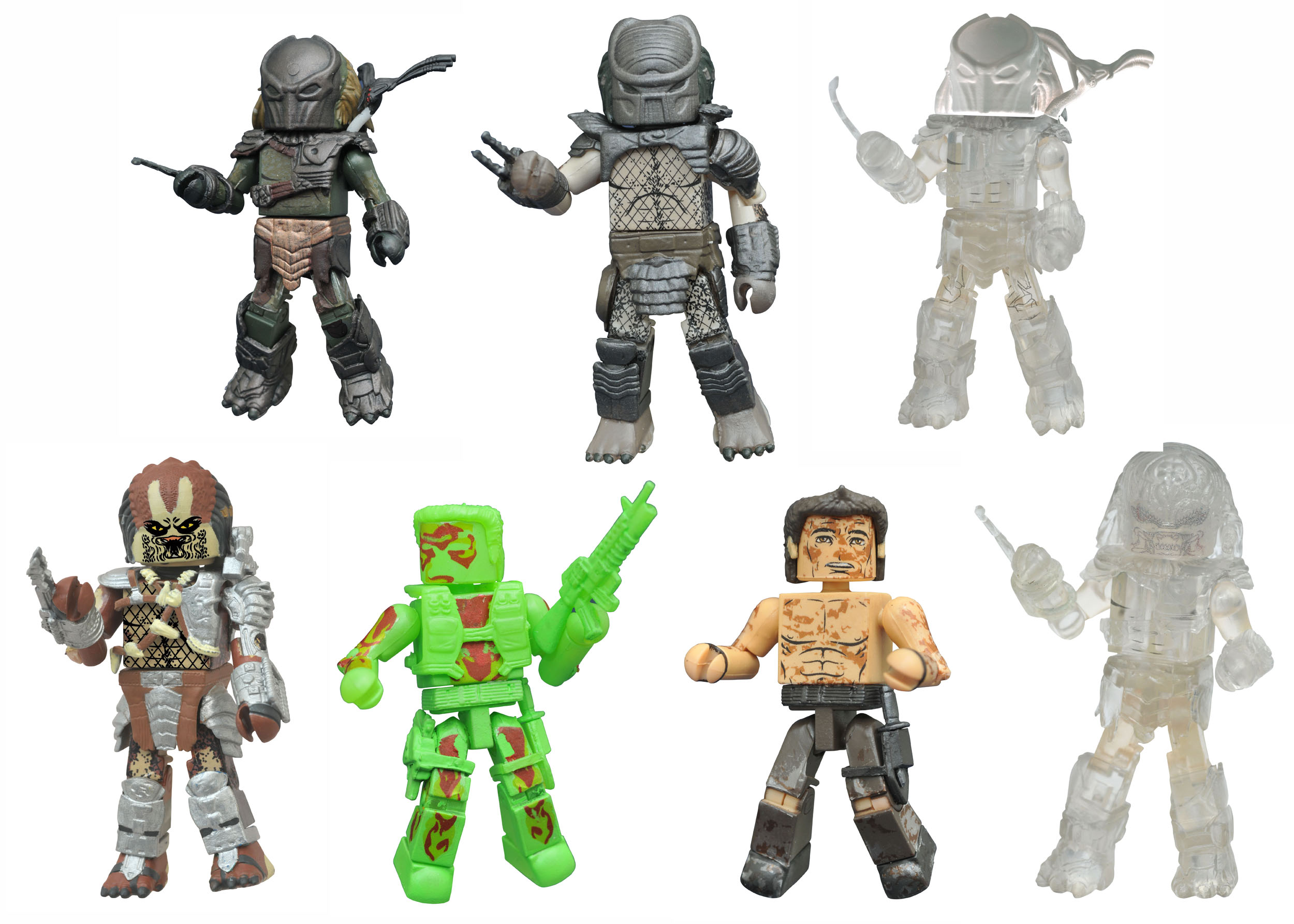 Lord Of The Rings Minimates Series