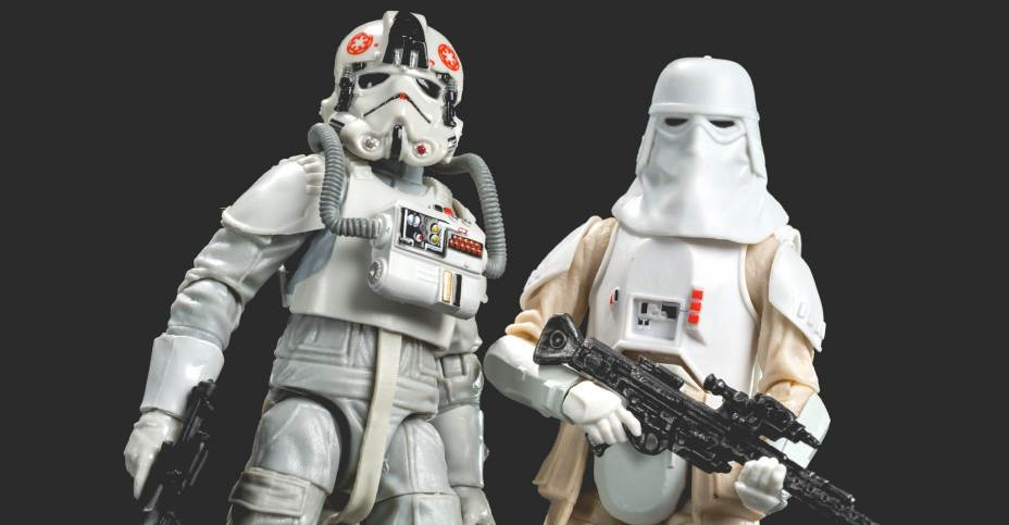 Action- & Spielfiguren Star Wars The Black Series Snowtrooper