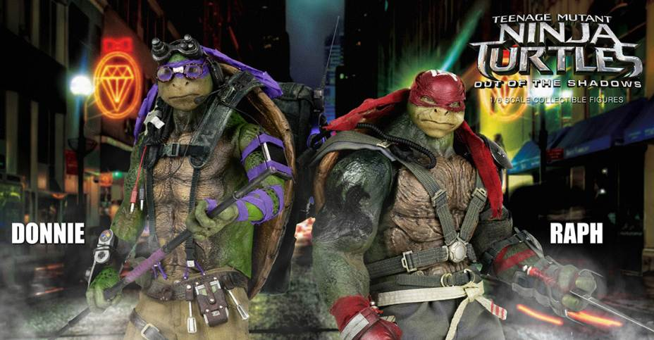 Teenage Mutant Ninja Turtles Toy News Archives - The ...