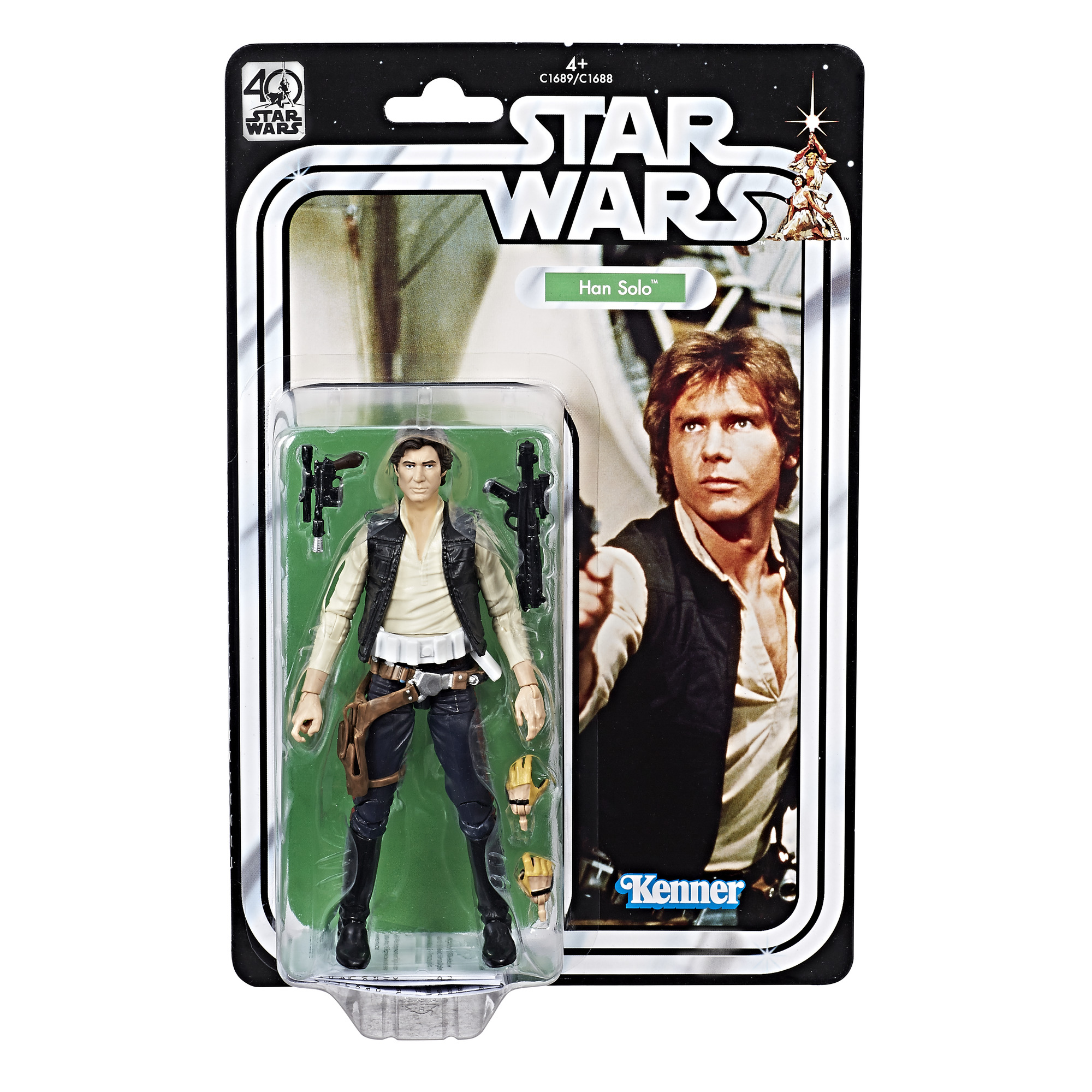 New Star Wars Toys : Toy fair order hasbro star wars black series inch